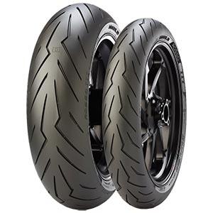 Časopis Motocykl - sportovní pneu - 2017